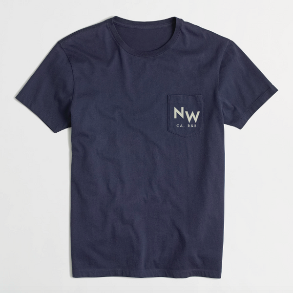 NW Pocket T - Navy