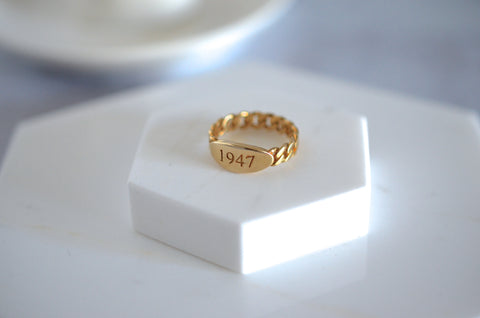 1947 Stacking Ring