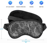 Eye Mask - Gel Beads Hot/Cold Pack