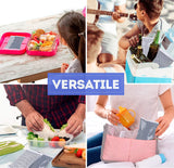 TruHealth Ice Packs for Coolers & Lunch Boxes