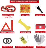 Thrive Auto Emergency Kit - Gray Bag