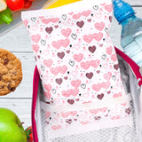 Ice Pack for Lunch Boxes - 4 Reusable Packs - Keeps Food Cold