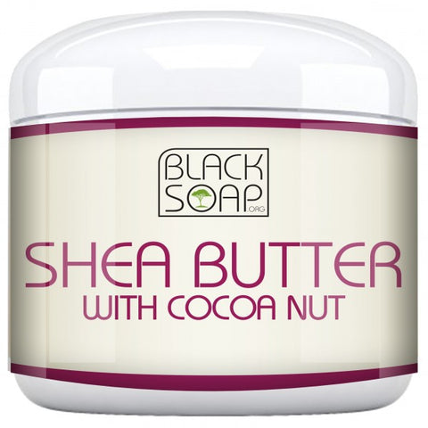 FREE OFFER --100 Raw Shea Butter Infused with Coconut Oil  2oz