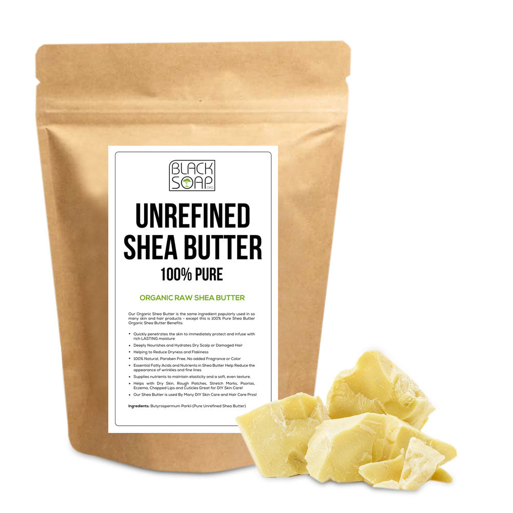 Unrefined Shea Butter 8oz