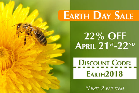 Benedetta Earth Day Sale Discount Code EARTH2018 22% off