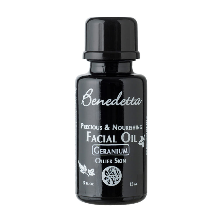 Precious and Nourishing Facial Oil Oilier 0.5oz | 15ml