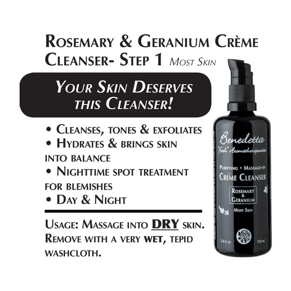 Crème Cleanser Most Sample
