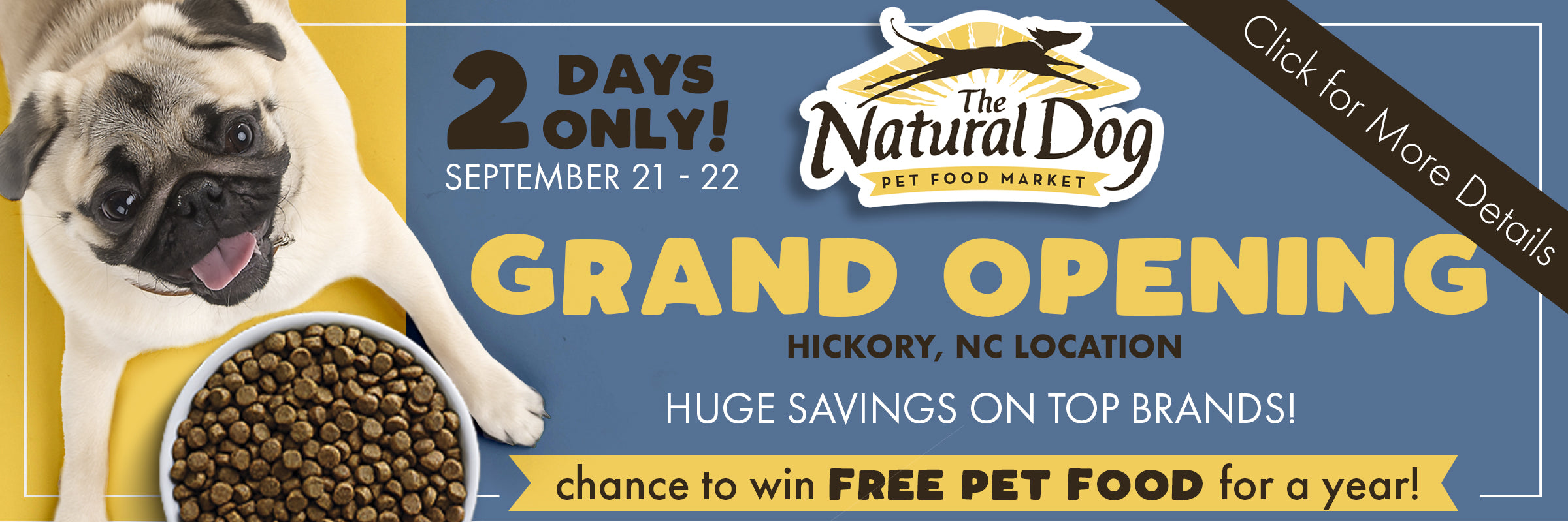 Hickory Grand Opening