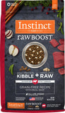Instinct® Raw Boost® Grain-Free Recipe with Real Beef for Dogs