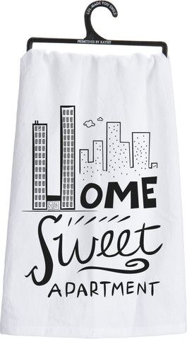 Dish Towel - Home Sweet Apartment