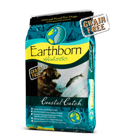 Earthborn Holistic® Coastal Catch™ Dog Food
