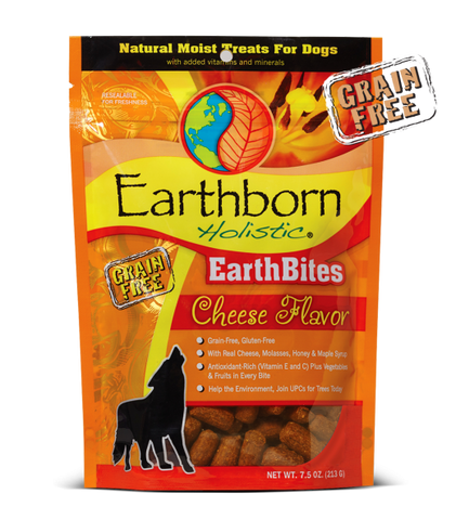 Earthborn Holistic® EarthBites™ Cheese Flavor Dog Treats