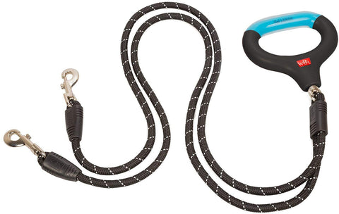 Wigzi Dual Dog Gel Handle Leash