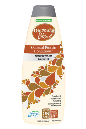 Groomer's Blend Oatmeal Itch Relief Conditioner