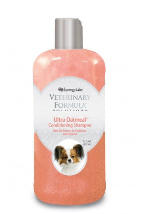 Veterinary Formula-Clinical Care Ultra Oatmeal Moisturizing Shampoo