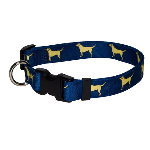 Yellow Dog - Yellow Lab Collar