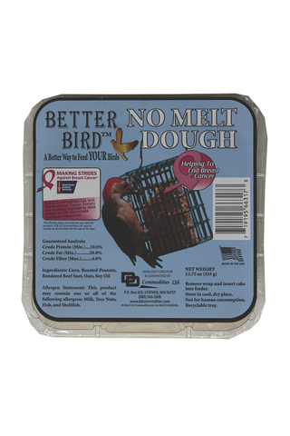 Better Bird No Melt Dough Suet