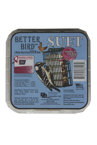 Better Bird Suet