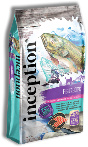 Inception® Fish Recipe for Cats