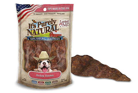 It's Purely Natural® Chicken Tenders for Dogs