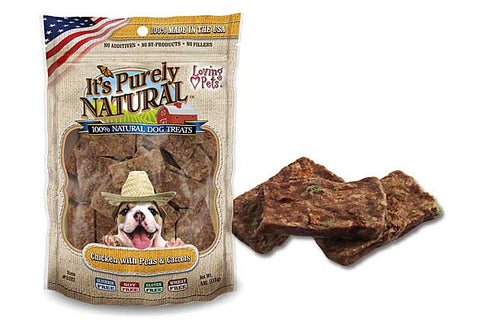 It's Purely Natural® Chicken with Peas and Carrots for Dogs