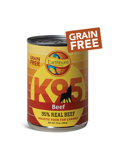 Earthborn K95™ Beef Formula For Dogs