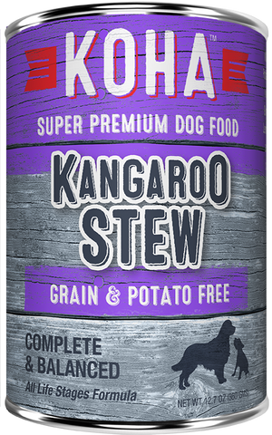 Koha Kangaroo Stew Dog Food