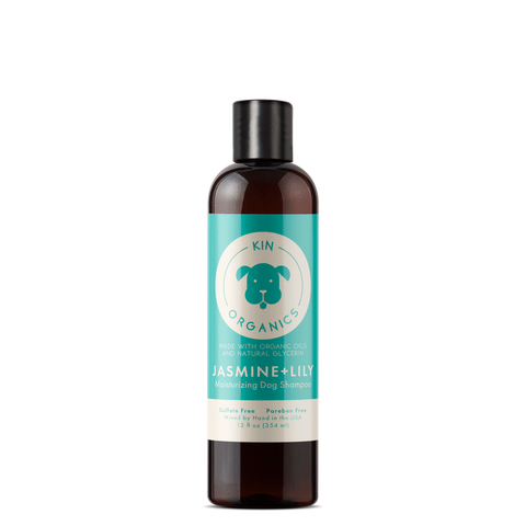 Kin Organics Jasmine and Lily Dog Shampoo
