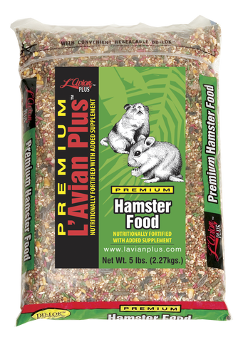 L'avian Plus Hamster Food