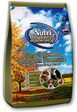NutriSource®  Small Bites Chicken Grain Free Dog Food
