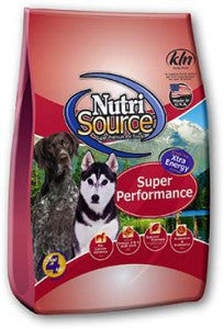 NutriSource®  Super Performance Formula Dog Food