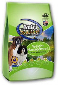 NutriSource® Weight Management Dog Food