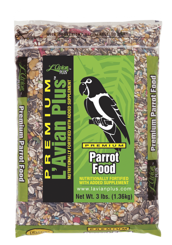 L'avian Plus Parrot Food