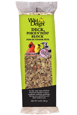 Wild Delights Deck, Porch N' Patio® Block