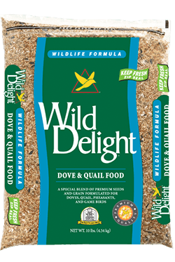 Wild Delights Dove & Quail Food