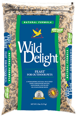 Wild Delights Feast® For Outdoor Pets