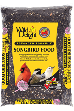 Wild Delights Songbird Food