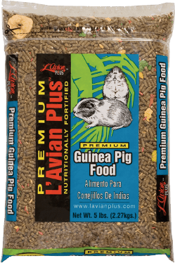 L'avian Plus Guinea Pig Food