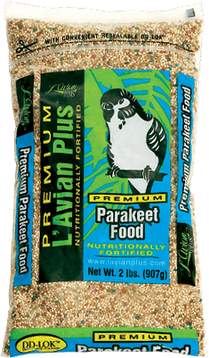 L'avian Plus Parakeet Food