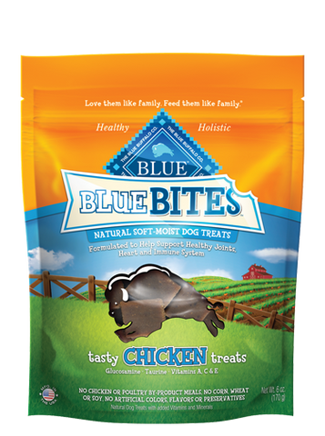 Blue Buffalo BLUE Bites® Tasty Chicken for Dogs