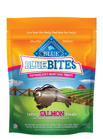 Blue Buffalo BLUE Bites® Savory Salmon for Dogs
