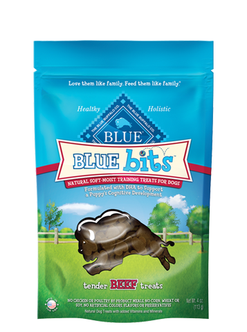 Blue Buffalo BLUE Bits® Tender Beef for Dogs