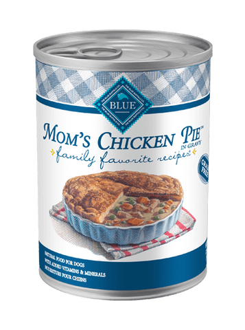 Blue Buffalo BLUE Family Favorite Recipes® Mom's Chicken Pie for Dogs