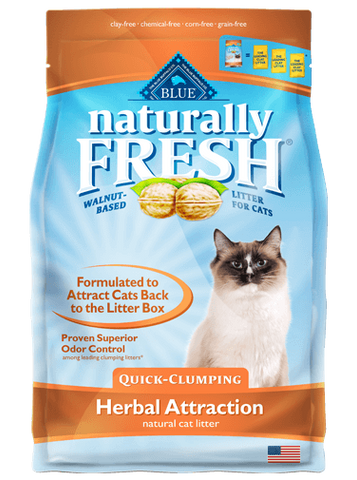 Blue Buffalo BLUE Naturally Fresh® Herbal Attraction® Quick-Clumping Formula