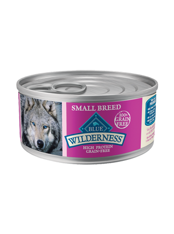 BLUE Wilderness® Turkey & Chicken Grill for Small Breed Dogs