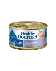 Blue Buffalo BLUE Healthy Gourmet Flaked Tuna Entrée for Cats