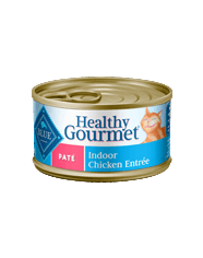 Blue Buffalo BLUE Healthy Gourmet Adult Indoor Chicken Entrée for Cats