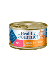 Blue Buffalo BLUE Healthy Gourmet Adult Turkey & Chicken Entrée for Cats
