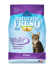 Blue Buffalo BLUE Naturally Fresh® Pellet Formula