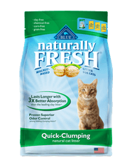 Blue Buffalo BLUE Naturally Fresh® Quick-Clumping Formula
